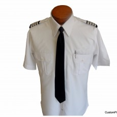 Men's CUSTOM FIT Premium Pilot Shirt REORDER ONLY FOR EXISTING CUSTOMERS - (Shipping included to USA - Min Order 3)